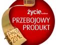 """""""Przebojowy Produkt 2016 FMCG"""" – nagroda główna dla BIO masła orzechowego 100% w kategorii """"produkty prozdrowotne, EKO i BIO"""", w konkursie organizowanym przez magazyn """"Życie handlowe"""""""