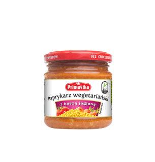 Paprykarz wegetariański_z_kasza_jaglana